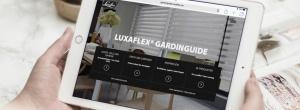 Luxaflex gadinguide. Foto: luxaflex.no